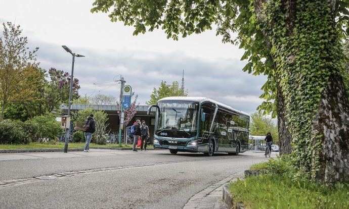 El Man Lion's City E, de MAN Truck & Bus alcanza una autonomía de 550 km