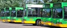 Los primeros vehículos de Solaris fueron fabricados en 1996.