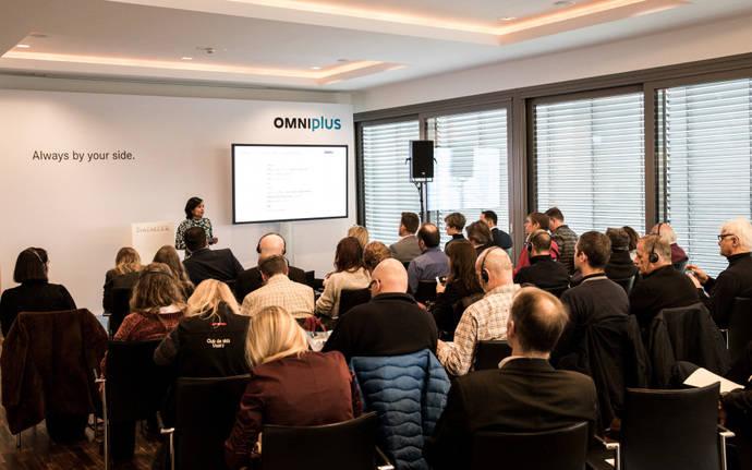 Omniplus de Daimler ofrece mejoras en sus servicios analógicos y digitales