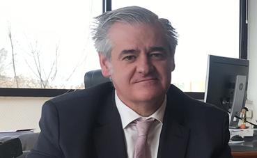 Juan Antonio Montoya, director general de Monbus