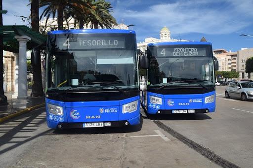 Moovit amplía su cobertura hasta la ciudad de Melilla