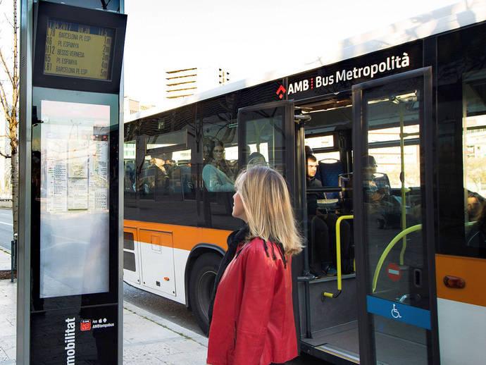 AMB sigue ganando viajeros al cierre del primer tercio del año