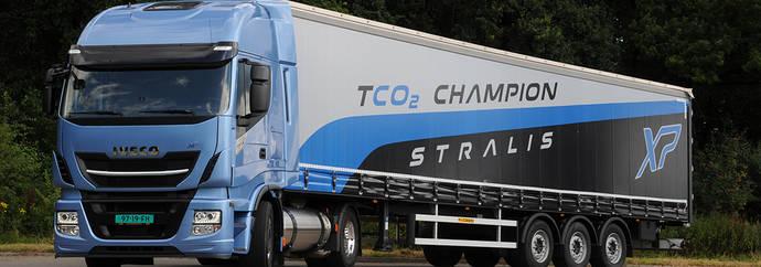 Iveco se proclama líder del mercado por encima de las 3,5 toneladas en 2017