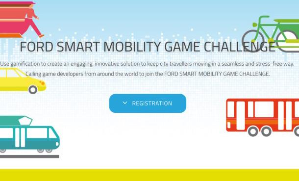 Aplicación de movilidad colaborativa social gana Ford Smart Mobility Game Challenge