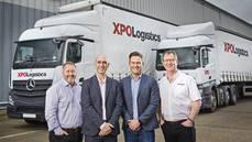 Acuerdo XPO Logistics y Mercedes-Benz.