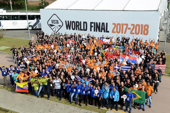 Volvo Vista, competición de técnicos de automoción, ya tiene vencedor