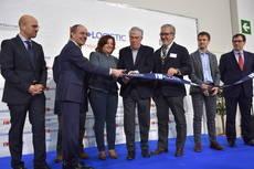 Inauguración del nuevo módulo en Illescas.
