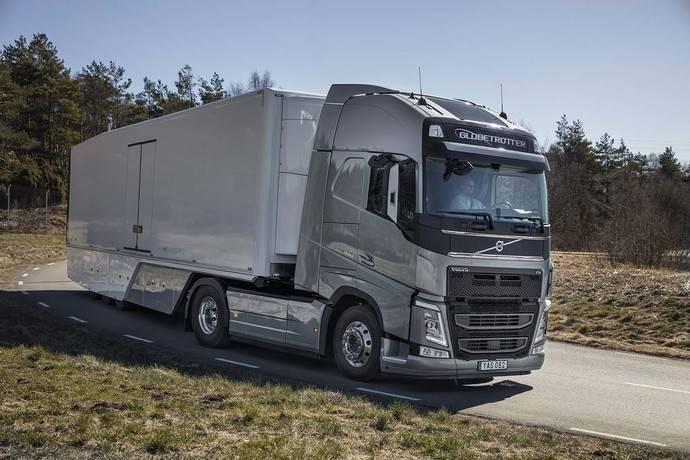 Nuevas soluciones de ahorro de combustible de Volvo Trucks