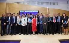 Premios CEL (Foto de familia).
