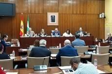 Reunión de la Comisión de Movilidad en Granada.