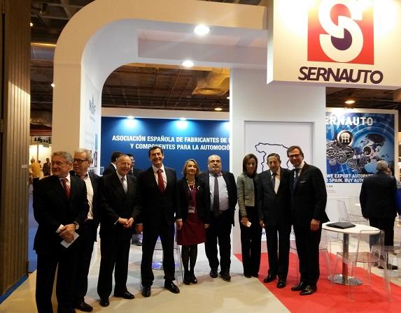 Sernauto lanza el Plan de Promoción Internacional 2018