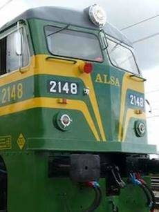 Tren Alsa.
