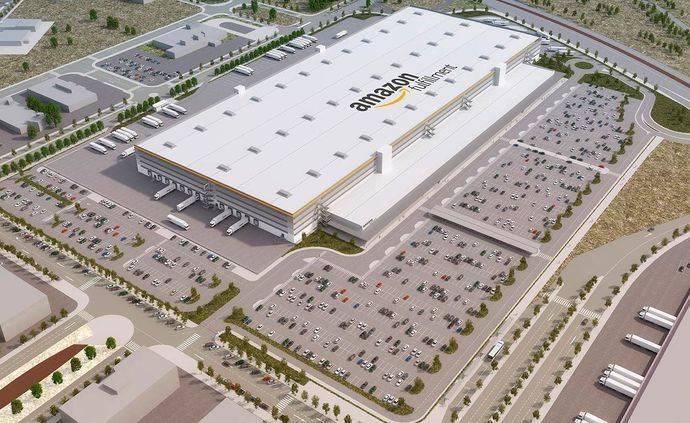 Amazon amplía su red en España con una estación logística en Sevilla