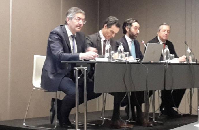 Exito de Ascabús en su jornada técnica sobre el sistema concesional