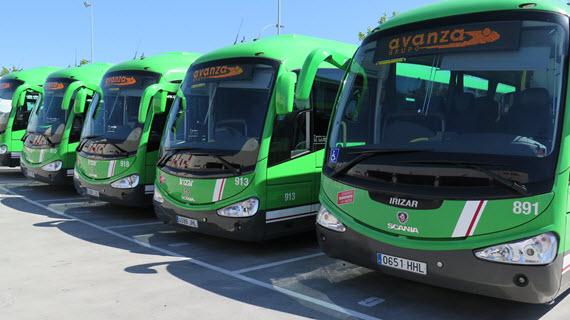 Madrid destina 1.060 millones de euros para el transporte público de la región en 2018