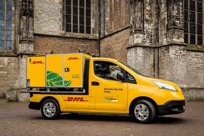 Deutsche Post DHL llega a los 5.000 StreetScooters