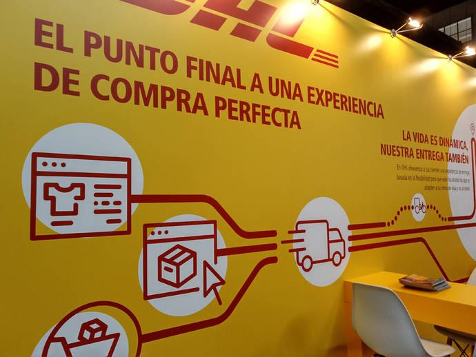 DHL Parcel presenta sus soluciones de entrega flexible en eShow Barcelona