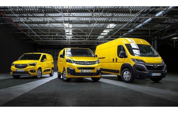 El Nuevo Opel Combo-e Cargo ya admite pedidos