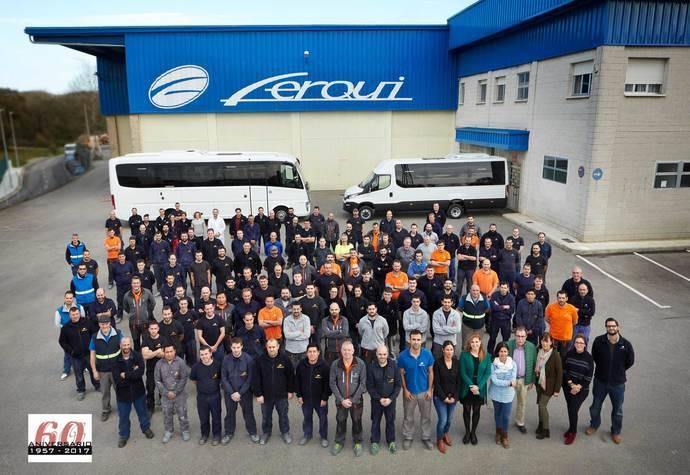 Ferqui celebra seis décadas de éxito en el Sector