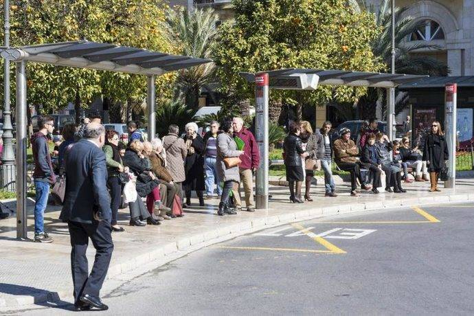 El transporte público, de nuevo solución ante problemas de congestión