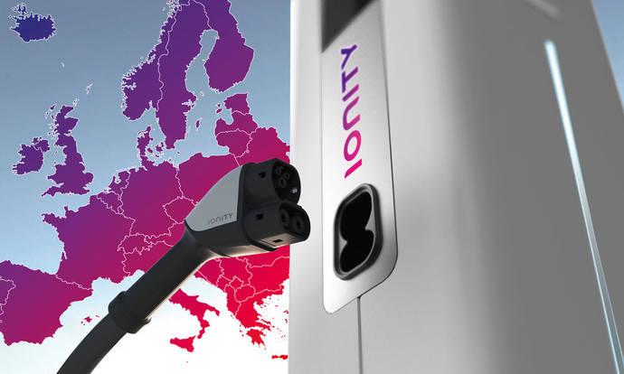 La colaboración industrial de la automoción impulsa la recarga para los vehículos eléctricos