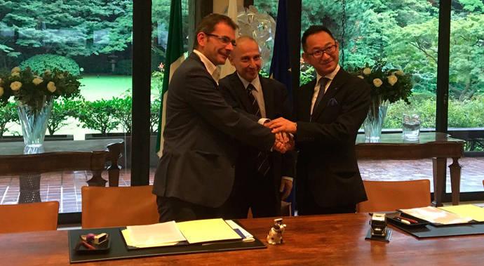 Iveco desarrollará el transportede personas y mercancías con gas natural en Japón
