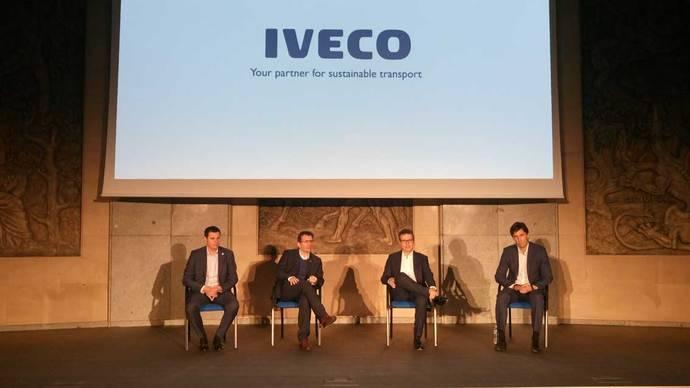 Iveco España repite como líder global del mercado en 2016 por cuarto año consecutivo