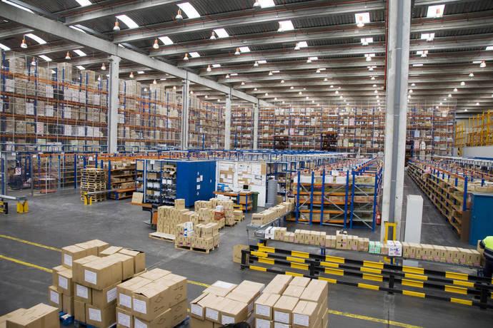 Más del 50% de las empresas ha externalizado ya sus procesos logísticos