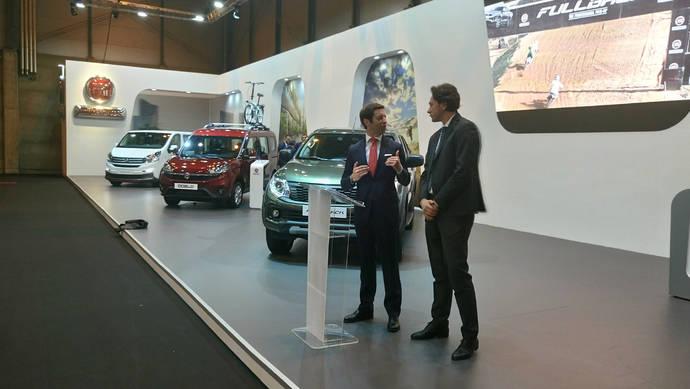 Amplia presencia de vehículos comerciales en el Salón Madrid Auto