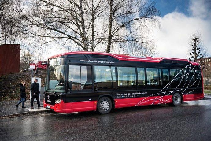 Scania eleva un 40% las ventas de híbridos y vehículos con combustibles alternativos