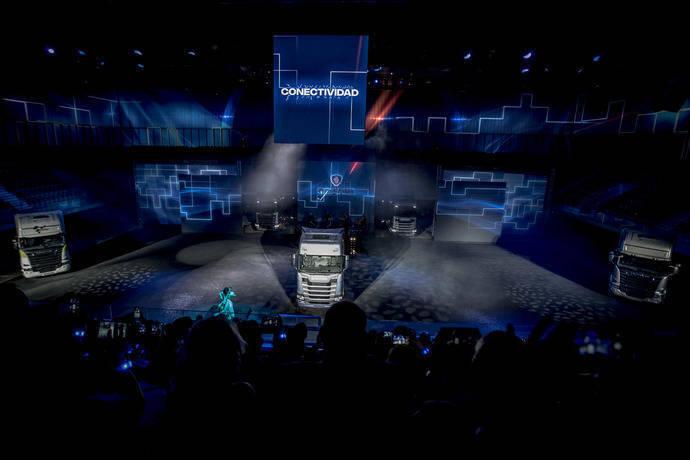 Scania cierra su mejor semestre en ventas de vehículos