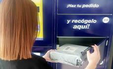 GLS Spain ya ofrece más de 200 puntos con taquillas automáticas