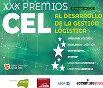 Edición XXX de los Premios CEL al desarrollo de la Gestión Logística