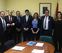 Aetram se reúne con el director general de Transportes de Madrid