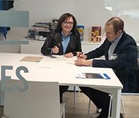 Aeutransmer y la Fundación Cares renuevan su acuerdo de colaboración