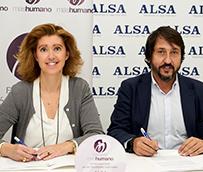 Alsa se une a la Red de Empresas de Fundación máshumano