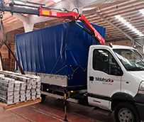 Astre amplía sus almacenes logísticos en Madrid gracias a Bildutruck