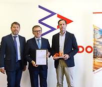El Grupo Avanza recibe el certificado EFR