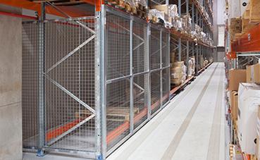 AZA Logistics ofrece espacio homologado para material sanitario
