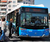 Más de 420 millones de usuarios eligieron los autobuses EMT en 2018