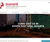 El primer Busworld Sudeste de Asia supera todas las expectativas