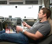 La CE rechaza el control de la prohibición del descanso en cabina