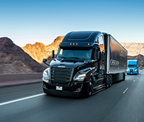 Daimler invierte 500 millones en camiones automatizados