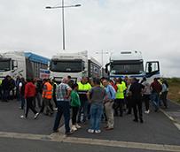 Los transportistas del carbón retoman las movilizaciones ante la paralización de Endesa