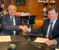 El COACAB y BCL firman un convenio de colaboración