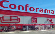 Conforama abrirá un centro logístico de 60.000 metros en Valencia