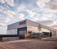 DAF Trucks inaugura su segundo concesionario en París