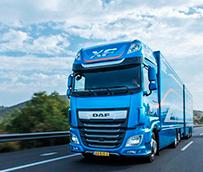 Otros 1.500 camiones DAF XF para Girteka Logistics