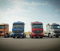 Mercedes-Benz lanza su nuevo Actros en Fenatran