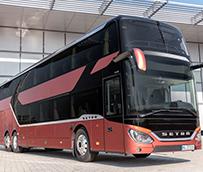 Daimler muestra en el Bus2Bus sus servicios más innovadores